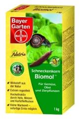 Bayer Schneckenkorn Biomol - 1 kg - 1