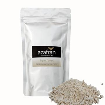 BIO-Ingwer | Ingwerpulver gemahlen 500g von Azafran® - 1