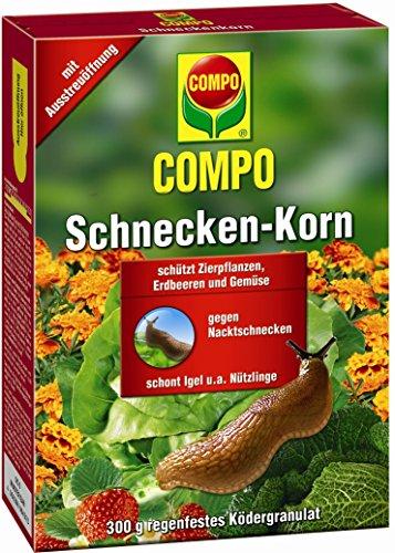 Compo 20332 Schnecken-Korn 300 g - 1