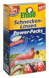 Etisso Schnecken-Linsen 4x200g Power-Packs - 1