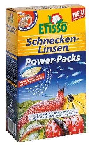 Etisso Schnecken-Linsen 4x200g Power-Packs - 1