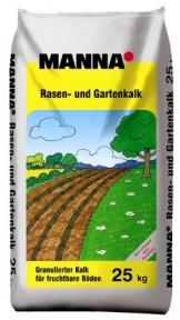 Manna Rasen- u. Gartenkalk 25 kg - 1