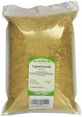Naturix24 Ingwerpulver, 1er Pack (1 x 1 kg) - 1