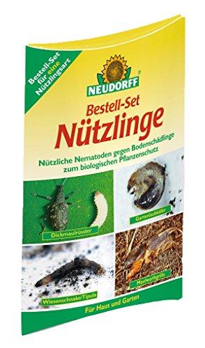 Neudorff Bestell-Set für Nützlinge gegen Bodenschädlinge - 1