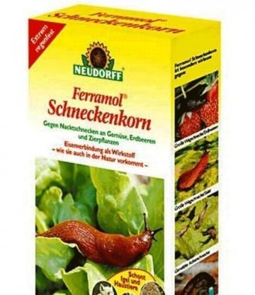 NEUDORFF® Ferramol® Schneckenkorn, 1000g - 1