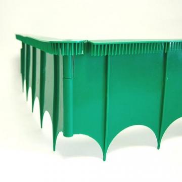 Schnecken-Barriere 4-er-Packung grün - 2