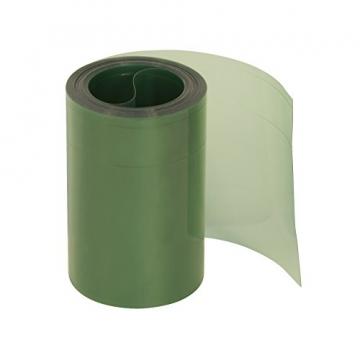 Windhager Schneckenabwehr / barriere PET, 20 cm x 8 m, grün - 1